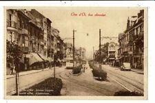 CPA-Carte Postale-Belgique-Blankenberge- Vue panoramique de la Plage