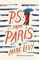 P.S. from Paris (US edition) by Levy, Marc