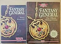 Fantasy General official strategy guide & user manual (PC, SSI, Prima)