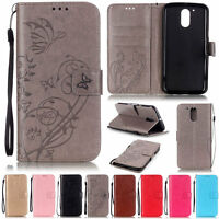 Butterfly Wallet Leather Flip Case Cover For Xiaomi 5X Redmi 4A 5A 4X 6A Note 4X