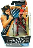 Marvel Universe X-Men Origins Wolverine Deadpool Comic Series Action Figure Rare