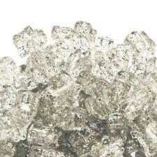 Bisutería de plástico de color principal plata