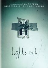 Lights Out (DVD,2016)