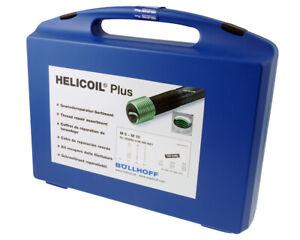 HELICOIL PLUS Gewindereparaturset Sortiment M6-M10 132 teilig