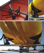 Kayak Canoe Roof Rack Mounted Carrier Holder for Ford OEM Cross Bar