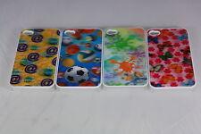 3 x iPhone 4 / 4S   3D Case Back Cover Hülle Schutzhülle