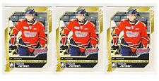 50ct Nicklas Jensen 2010-11 ITG Heroes & Prospects Hockey Rookie RC Lot #174