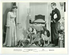 TYRONE POWER, ANNE BAXTER original movie photo CRASH DIVE