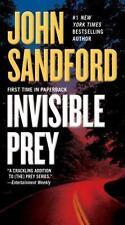 Invisible Prey, John Sandford, 0425221156, Book, Acceptable