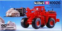kibri 10926 Kaebele-Gmeinder Radlader mit Steingabel NEU Bausatz 1 87