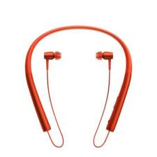 New Sony MDR-EX750BT Wireless Stereo In-Ear Headset Orange Color