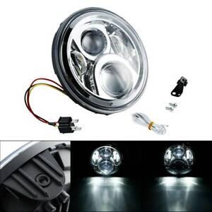 """Lampada per faro a LED da 7"""" Honda CB400 CB500 CB1300 Hornet 250 600 900"""