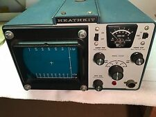 Heathkit CO 1015 Automotive Ignition Scope Analyzer Oscilloscope vintage