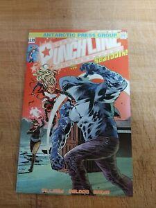 Punchline #5 Hulk 181 Homage NM