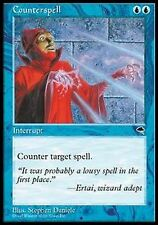 *MRM* ENGLISH Contresort ( Counterspell ) MTG Tempest