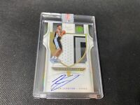 2019 Crown Royale Premium Edition Keldon Johnson Rookie Patch Auto /11 RPA RC