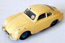 Dinky Toys No.182 Porsche 356A Coupe Car (1958-62) For Restoration.