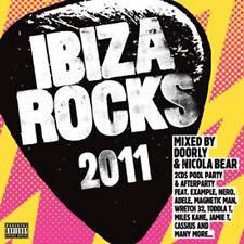 Various Artists : Ibiza Rocks 2011 CD (2011)