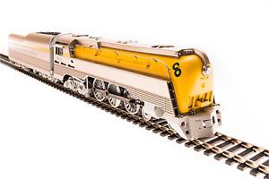 Broadway Limited 4556 HO C&O L-1 4-6-4 Hudson Steam Locomotive #492