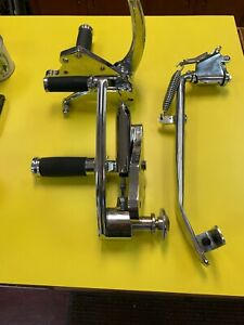 Foot Pegs Black 0035-1097-BM Performance Machine Apex Footpegs ...