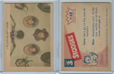 1959 Fleer, The 3 Stooges, #68 Quick-Call The S.P.C.A.!