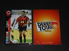 PANINI FOOTBALL CARD 2004-2005 JOSE COBOS OGC NICE OGCN NISSA RAY AIGLONS