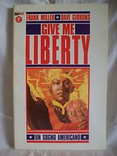 Miller e Gibbons - Give me liberty - Magic Press 1998