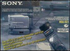 Télécommandes et déclencheurs Sony pour appareil photo et caméscope