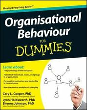 Organisational Behaviour for Dummies® by Lynn Holdsworth, Sheena Marie...