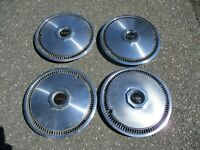 Factory 1972 to 1979  Lincoln Mk IV V VI hubcaps wheel covers