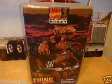 Marvel Comics The Thing   snap together model kit Level 1 sealed in box