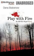 Kate Shugak: Play with Fire 5 by Dana Stabenow (2014, MP3 CD, Unabridged)