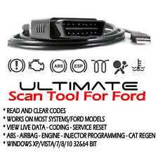 Ford Transit Custom hasta 2016 Maniquí Falso Sirena con tecnología de puerto OBD seguridad contra robos