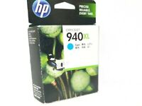 Hewlett Packard HP 940XL Cyan Officejet Printer Ink Cartridge Expiry Aug 2020