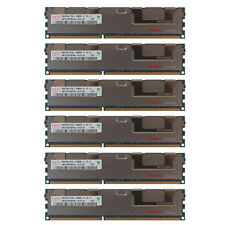 48GB Kit 6x 8GB HP Proliant BL680C DL165 DL360 DL380 DL385 DL580 G7 Memory Ram