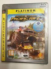 MotorStorm: Pacific Rift -- Platinum (Sony PlayStation 3) - Italian Edition