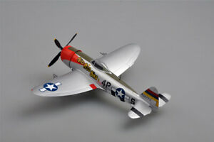 Easy Model P-47D 531FS 406FG 1/48 aircraft finished model plane non diecast