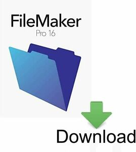 FileMaker Pro 16 Download Lizenz