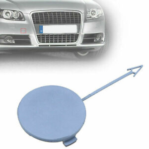 FIT FOR AUDI A4 2005-2008 FRONT LOWER BUMPER TOW HOOK COVER CAP 8E0807241C