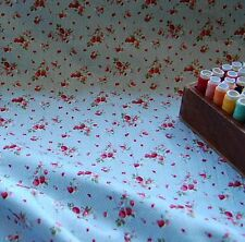 Extra Wide 100/% Cotton Fabric White// 2 Sizes Black Polka Dot by the METRE #003