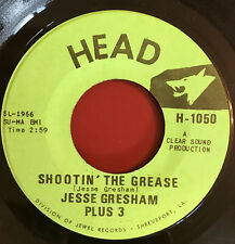 Jesse Gresham Shootin' The Grease  Head 45. Great Funk Instrumental