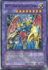 VWXYZ 50 Card Lot - XYZ-Dragon Cannon - VW-Tiger  - X-Head + Bonus - Yugioh