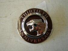 NOS OEM 1997 Mercury Cougar Roof Ornament Emblem Left 30th Anniversary Edition