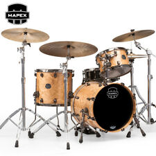 Mapex SATURN V MH Exotic Club 3 Piece Drum Shell Pack Maple/Walnut SV481XBMXN