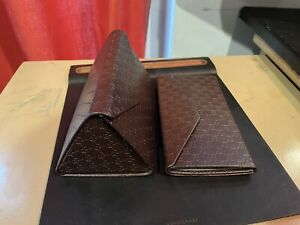 Gucci - Foldable - Glasses Eyeglasses CASE Trifold Sunglasses - envelope style