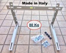 STAFFA PREMONTATA RINFORZATA CONDIZIONATORE CLIMATIZZATORE Made in Italy 80 Kg