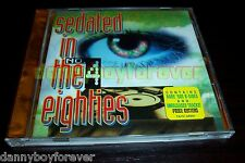 Sedated in the 80s Eighties CD Volume No. 4 Four Rare B-Sides some Unreleased