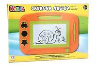 Lavagna Magica Lavagnetta Magnetica Con Penna e Formine Gioco Per Bambini