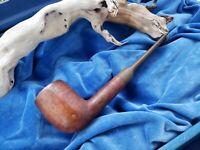 NEVER SMOKED Antique Rare SHALOM JAFFA Made in Israel Pipe Survivor BRIAR VIRGIN