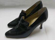 Roland Cartier Black Patent Leather Shoes Size 7 Excellent condition